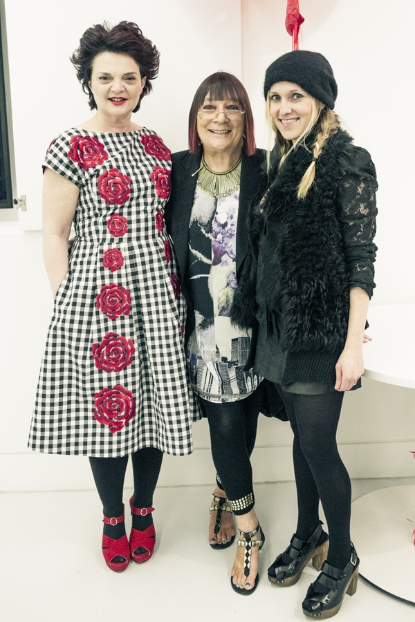 Courtney_Blackman_Lulu Guinness, Hilary Alexander and Courtney Blackman_NakedPRGirl_Interview