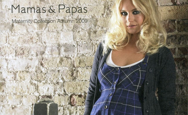 MAMAS & PAPAS MATERNITY WEAR