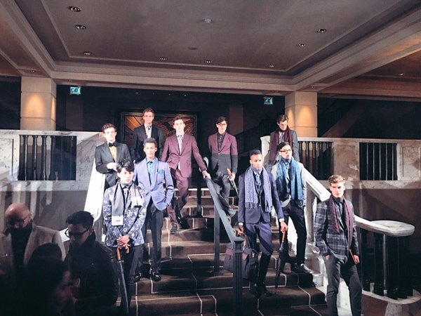 Duchamp AW16 Menswear