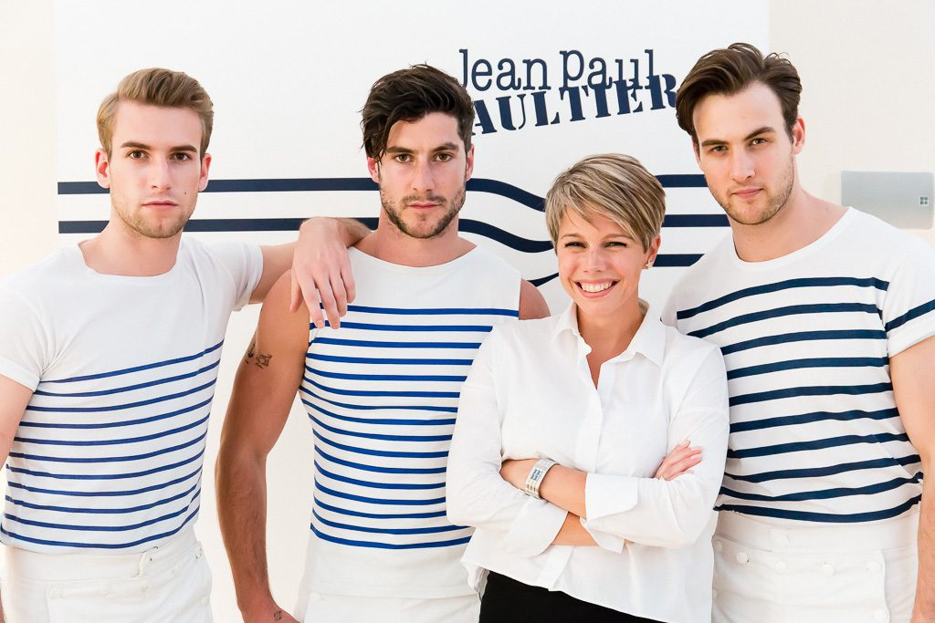 Jean-Paul Gaultier Classique and Le Male press launch