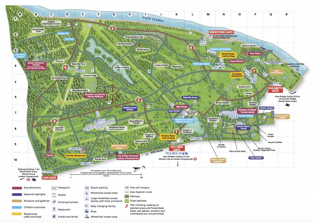 Kew_Garden_Map