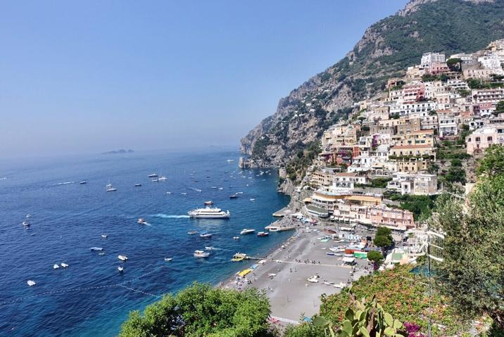 Claire Etchell, Naked PR Girl in Italy - Sorrento, Amalfi Coast, Positano, Ravello