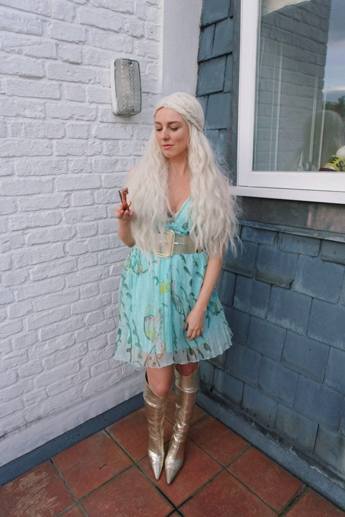 Halloween_nakedPRgirl_Marketing_halloween_game_of_thrones_Queen Daenerys Targaryen