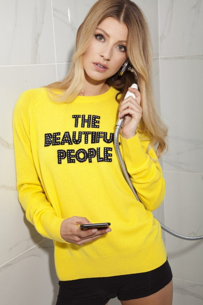 DONNA IDA The Beautiful People Jumper
