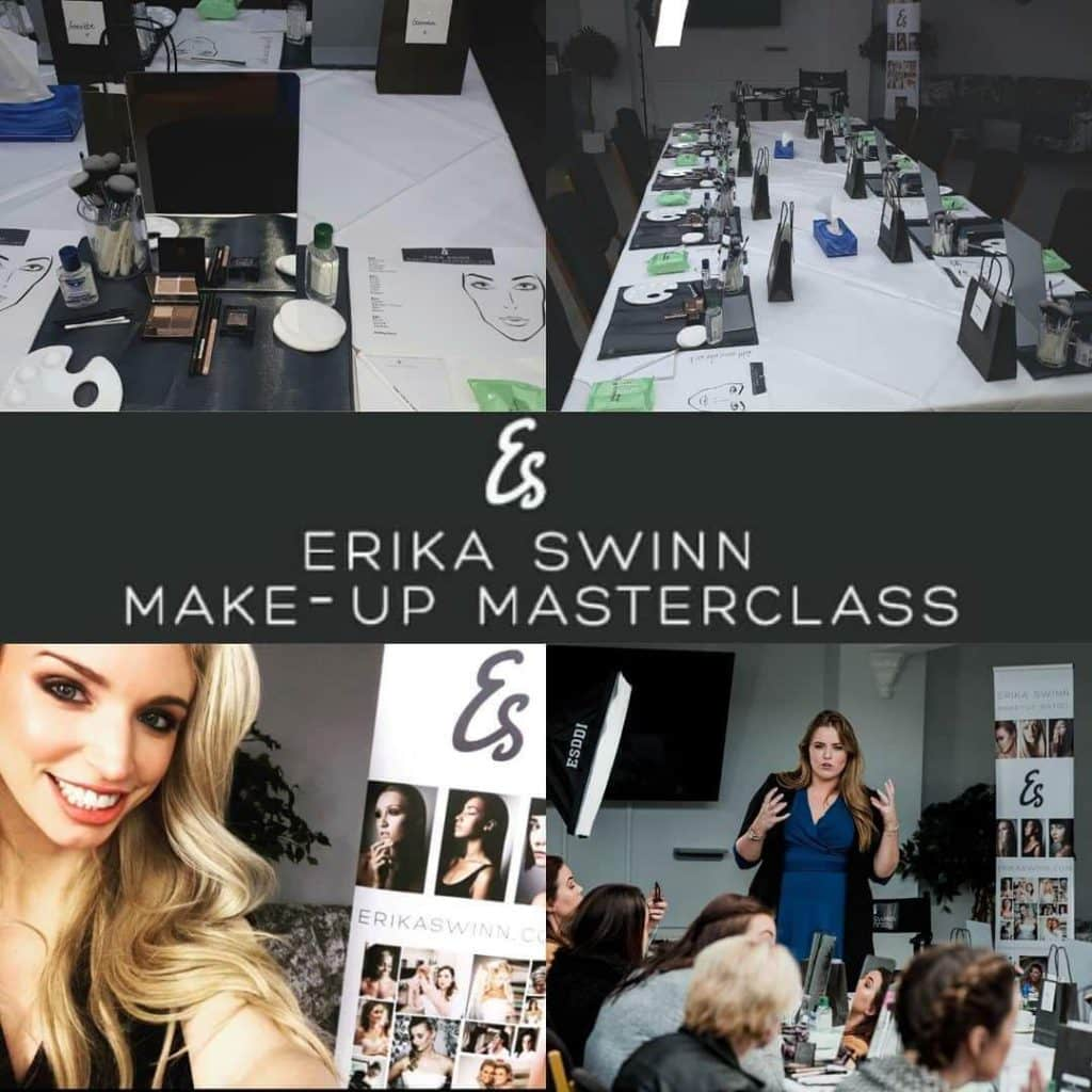 Erika Swinn MakeUp Hair Artist Interview