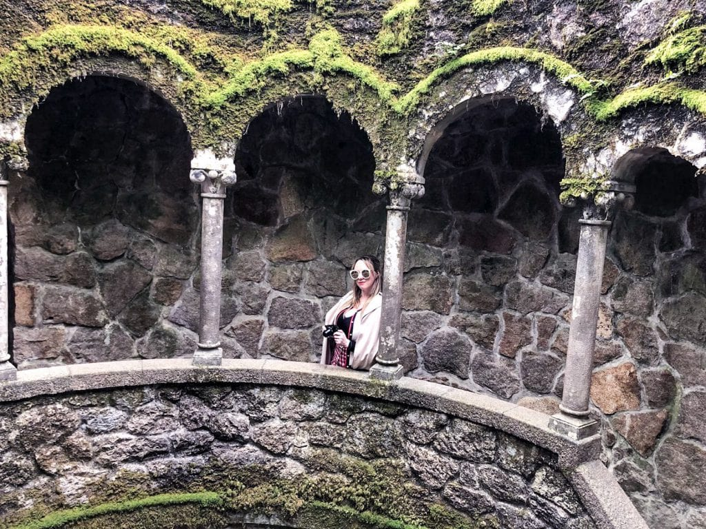 NakedPR Girl Travel - Quinta da Regaleire, Portugal